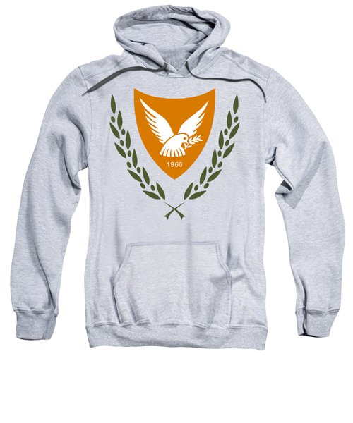 Cyprus Coat Of Arms Sweatshirt