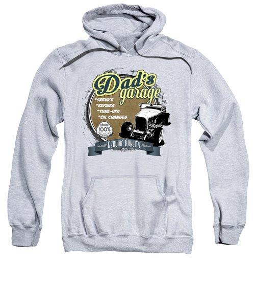 Dad's Garage-32 Ford Sweatshirt