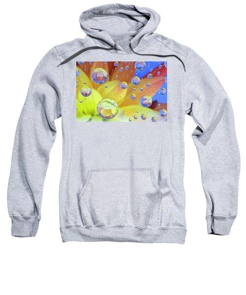 Dahlia Galaxy Two Sweatshirt