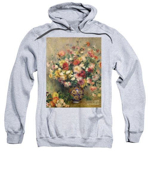 Dahlias Sweatshirt