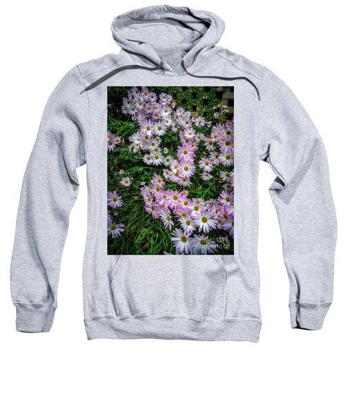 Daisy Patch Sweatshirt