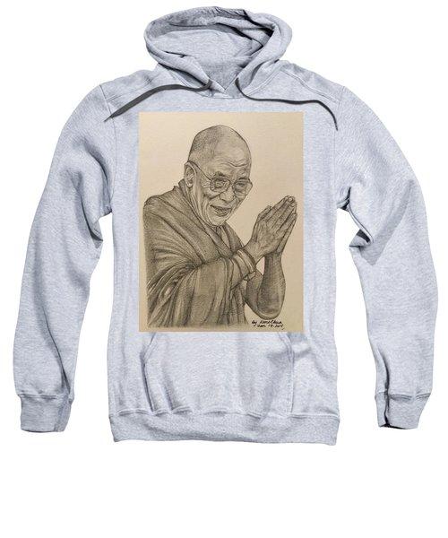 Dalai Lama Tenzin Gyatso Sweatshirt