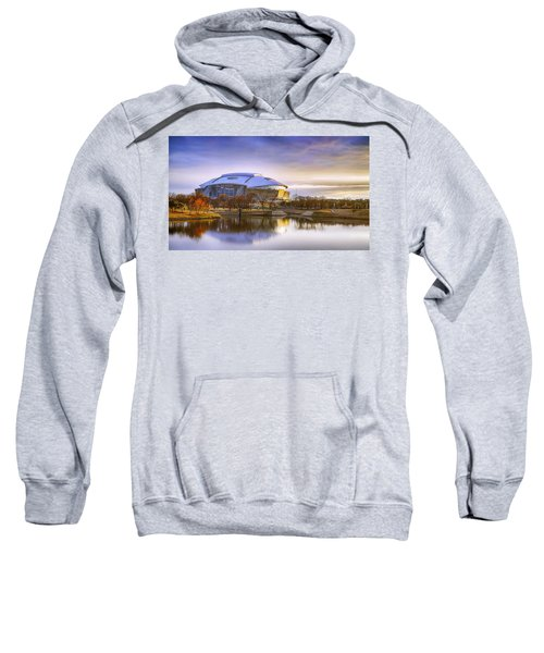 Dallas Cowboys Stadium Arlington Texas Sweatshirt