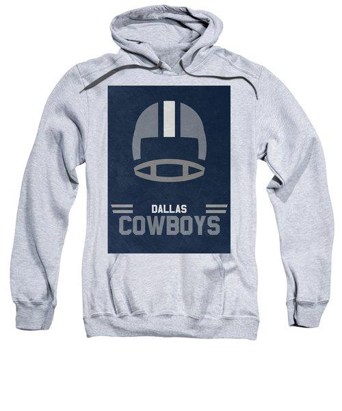 Dallas Cowboys Vintage Art Sweatshirt
