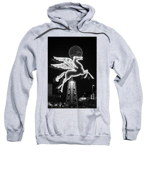 Dallas Pegasus Bw 121517 Sweatshirt