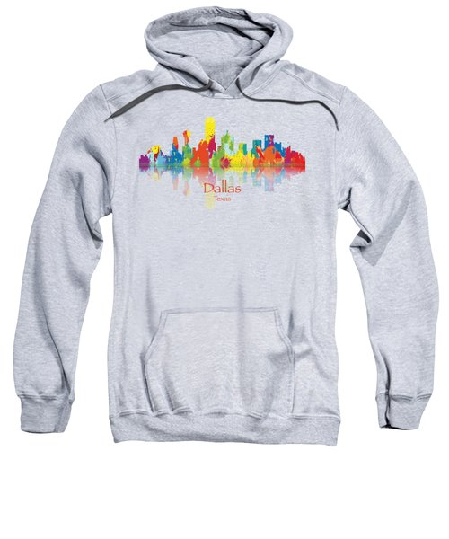 Dallas Texas Tshirts And Accessories Art Sweatshirt