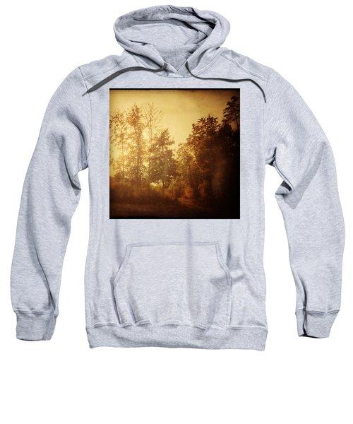 Damals.#herbst #nostalgie #autumn Sweatshirt