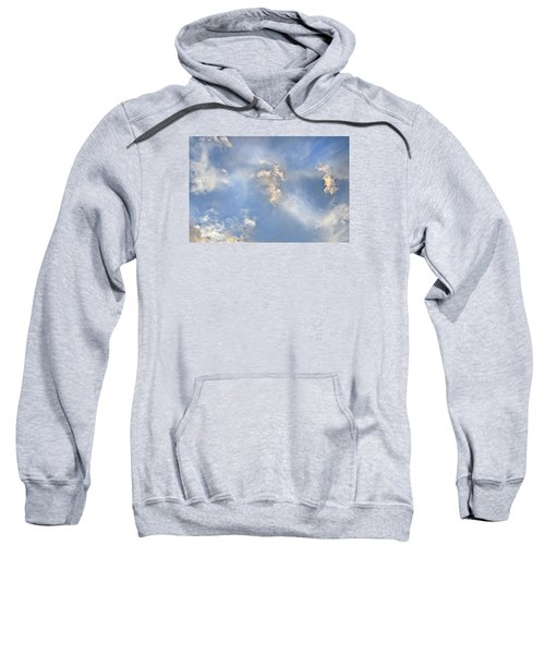 Dancing Clouds Sweatshirt