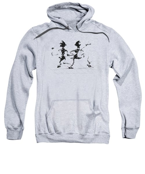 Dancing Couple 3 Sweatshirt
