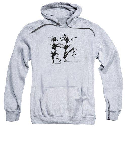 Dancing Couple 4 Sweatshirt