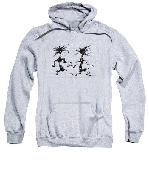 Dancing Couple 5 Sweatshirt