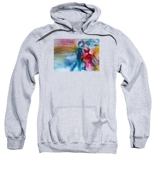 Dancing Into Eternity Sweatshirt
