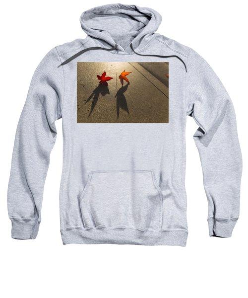 Dancing Leaves Sweatshirt