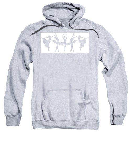 Dancing Silhouettes  Sweatshirt