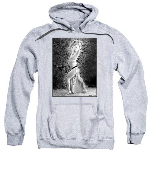 Dancing Slave Girl Sweatshirt