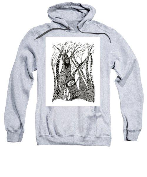 Dancing Trees Sweatshirt