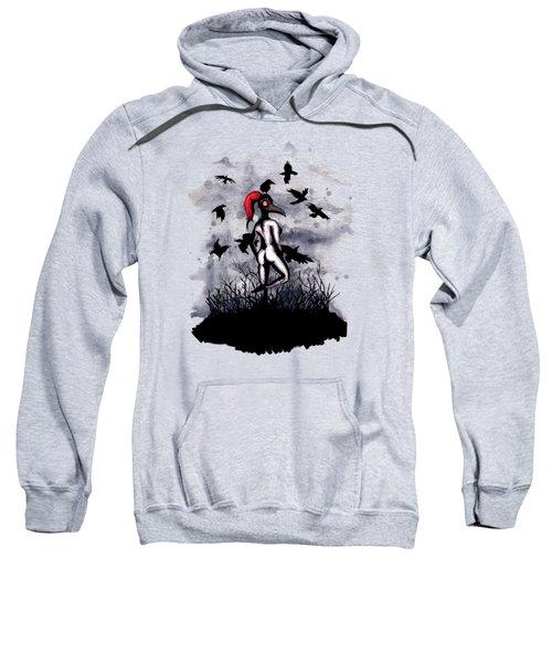 Dancing With Crows Sweatshirt