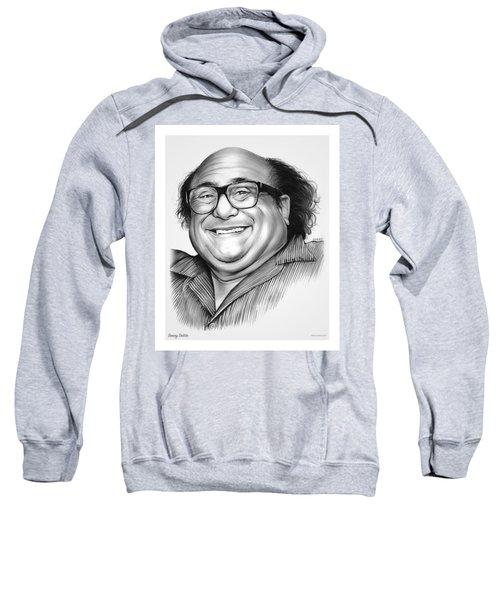 Danny Devito Sweatshirt by Greg Joens
