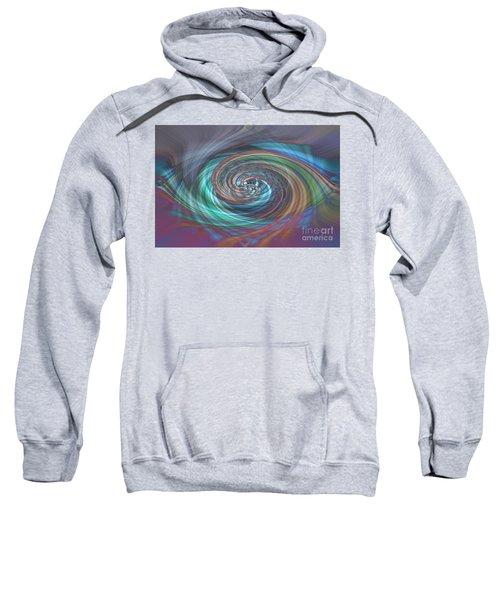 Dark Swirls Sweatshirt
