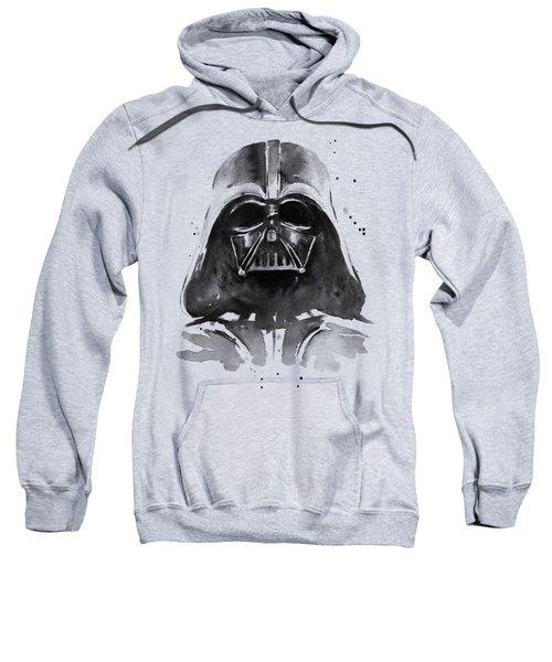 Darth Vader Watercolor Sweatshirt