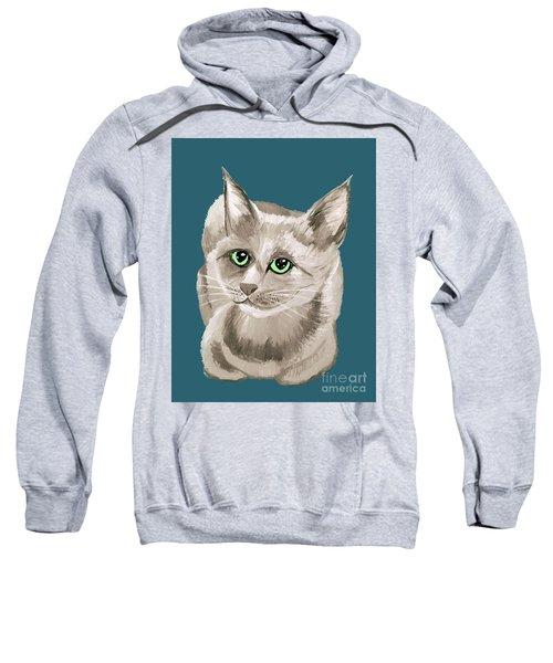 Date With Paint Sept 18 2 Sweatshirt