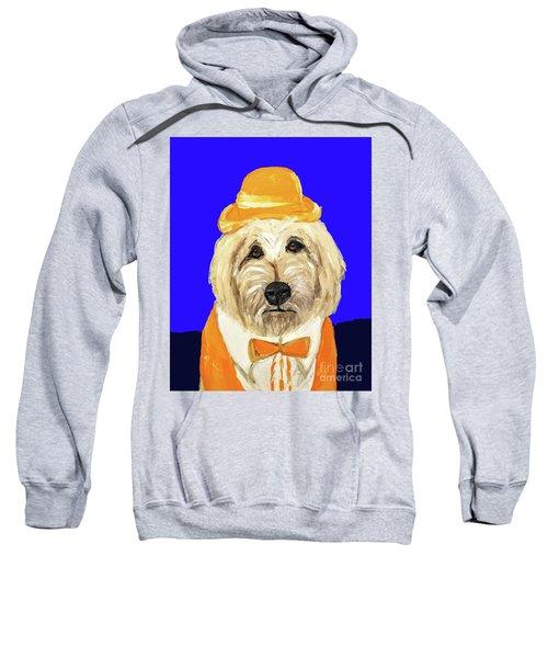 Date With Paint Sept 18 6 Sweatshirt