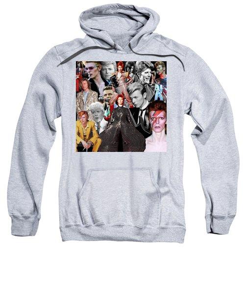 David Bowie 6 Sweatshirt