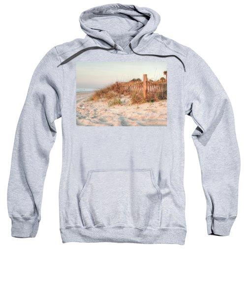 Dawn At 82nd Sweatshirt
