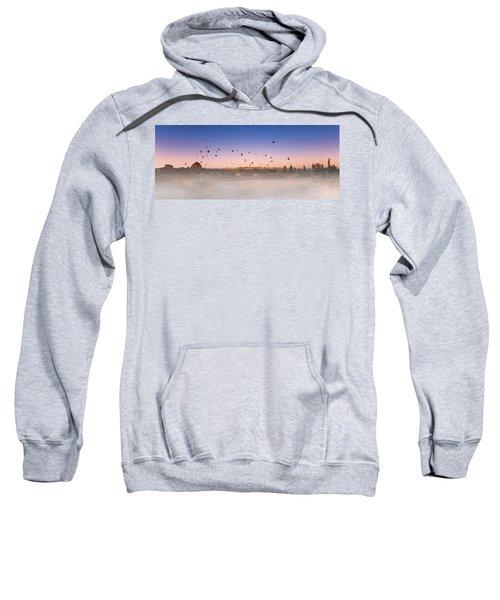 Dawn, Cappadocia Sweatshirt