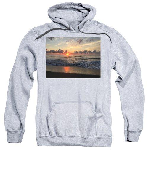 Daybreak At Cocoa Beach Sweatshirt