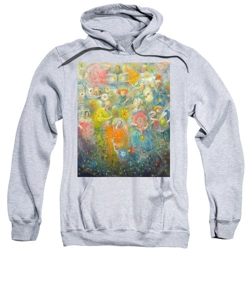 Daydream After The Music Of Max Reger Sweatshirt