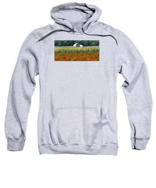 Daylily Drama Sweatshirt