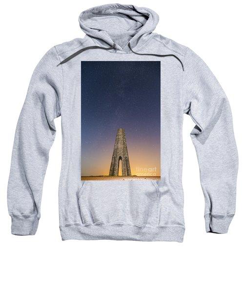 Daymark At Night Sweatshirt