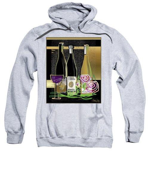 Days Of Wine And Roses Sweatshirt