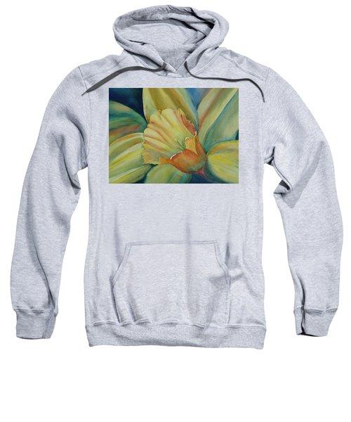 Dazzling Daffodil Sweatshirt