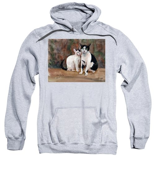 Deano And Sparky Sweatshirt