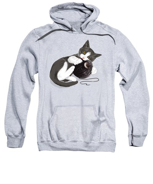 Death Star Kitty Sweatshirt