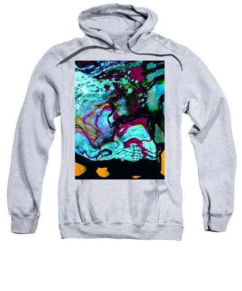 Death Study-4 Sweatshirt