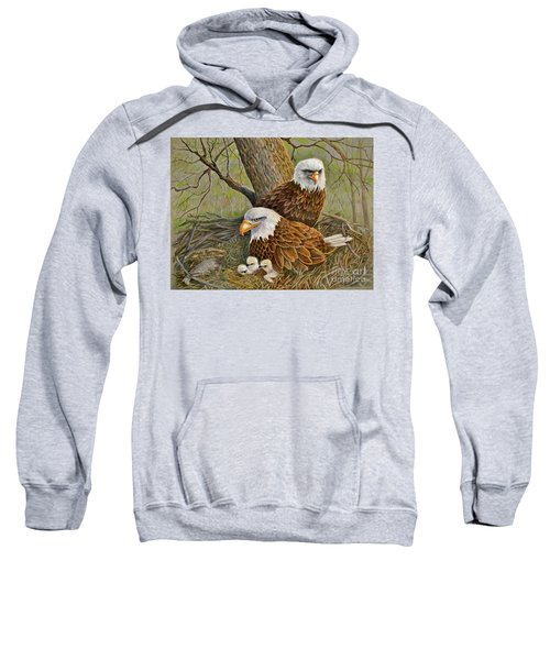 Decorah Eagle Family Sweatshirt