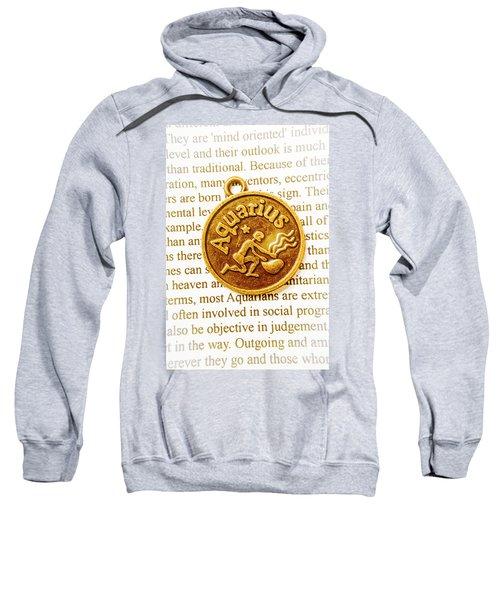 Decorative Aquarius Sweatshirt