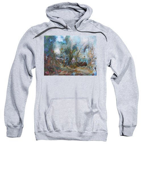 Deep Danger Sweatshirt