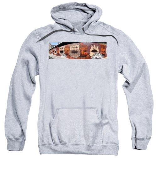 Defiant Graffitti Sweatshirt