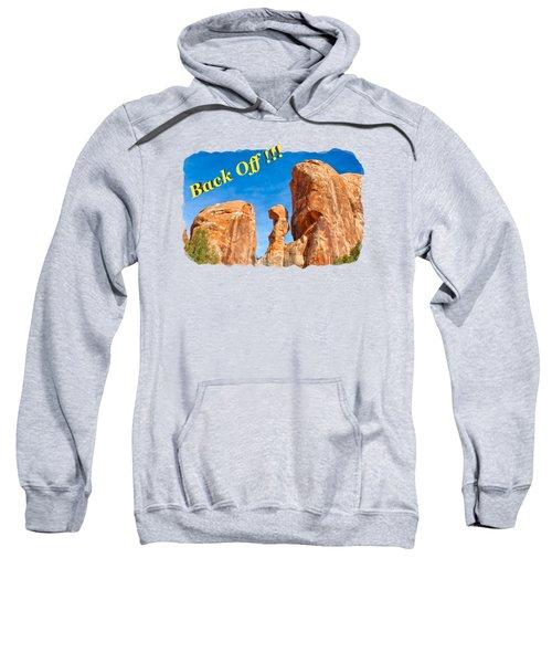 Defiant Rock 2 Sweatshirt