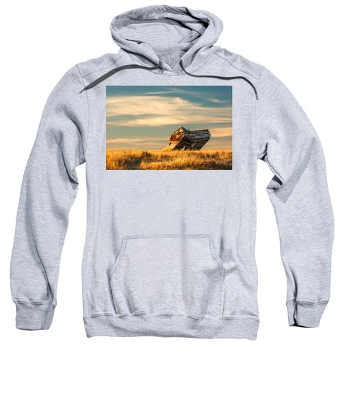 Defying Gravity Sweatshirt