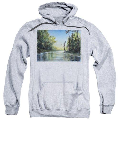 Delaware River  Sweatshirt