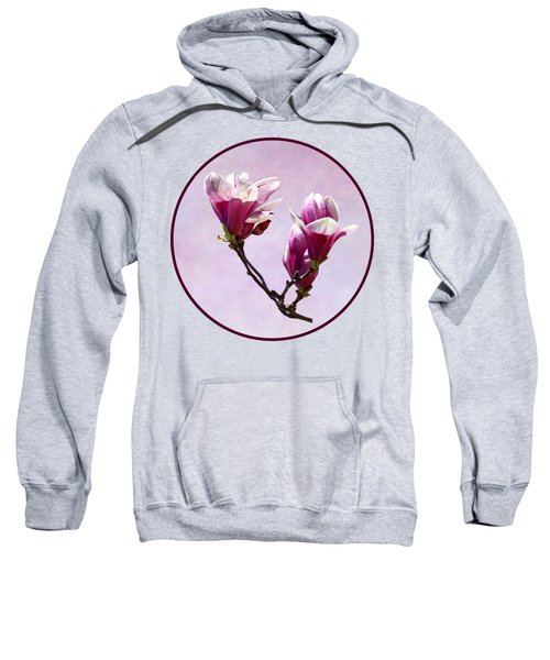 Delicate Magnolias Sweatshirt