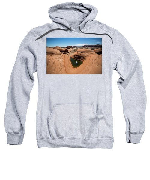 Delta Pool 2 Sweatshirt