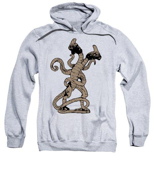 Demogorgon Stranger Things Digital Version Sweatshirt