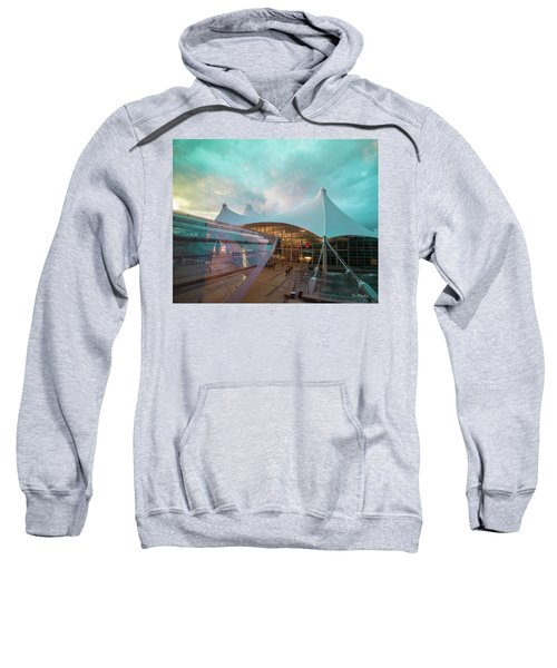 Denver International Airport Sweatshirt