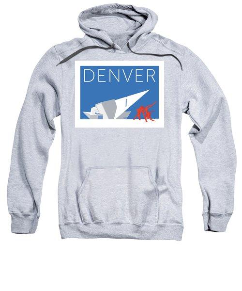 Denver Art Museum/blue Sweatshirt